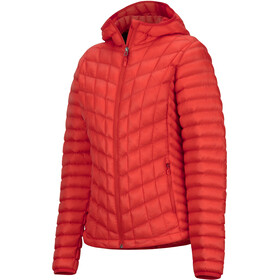 Marmot Featherless Felpa Donna, victory red